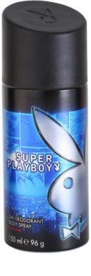Playboy Super Playboy for Him deo sprej za moške