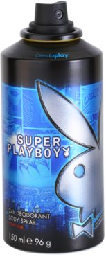Playboy Super Playboy for Him Deo-Spray für Herren 1