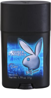 Playboy Super Playboy for Him deostick pro muže