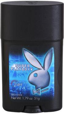 Playboy Super Playboy for Him desodorizante em stick para homens