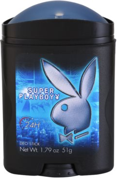 Playboy Super Playboy for Him Deo-Stick für Herren 1