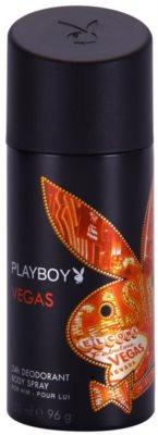 Playboy Vegas Deo-Spray für Herren