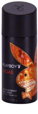 Playboy Vegas deodorant Spray para homens