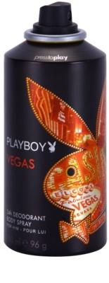 Playboy Vegas Deo-Spray für Herren 1