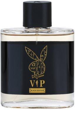 Playboy VIP Black Edition eau de toilette para hombre 2