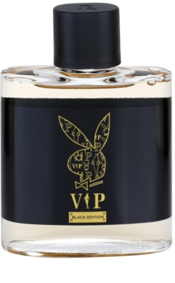 Playboy VIP Black Edition after shave pentru barbati 2