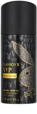 Playboy VIP Black Edition Deo-Spray für Herren