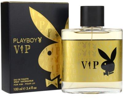 Playboy VIP eau de toilette férfiaknak 1
