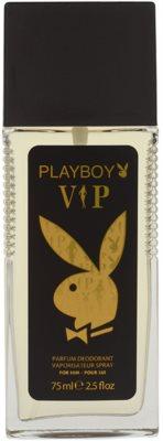 Playboy VIP Deo mit Zerstäuber für Herren