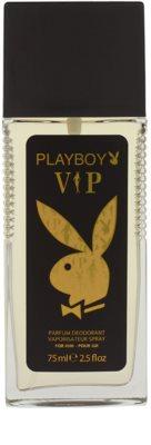Playboy VIP desodorizante vaporizador para homens