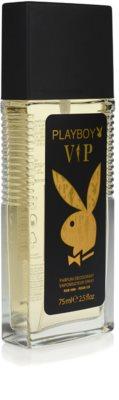 Playboy VIP Deo mit Zerstäuber für Herren 1