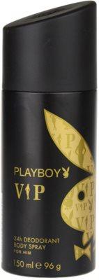 Playboy VIP deodorant Spray para homens
