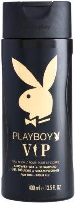Playboy VIP gel za prhanje za moške