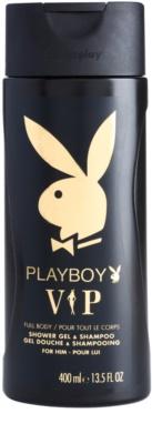 Playboy VIP sprchový gél pre mužov