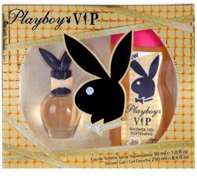 Playboy VIP coffret presente
