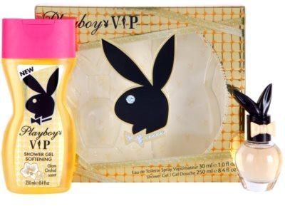 Playboy VIP подарунковий набір 2