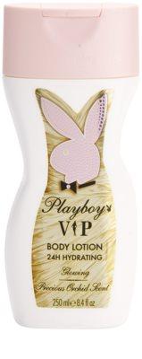 Playboy VIP telové mlieko pre ženy