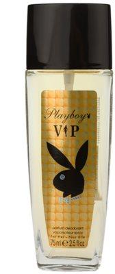 Playboy VIP Perfume Deodorant for Women