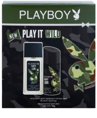 Playboy Play it Wild Geschenkset 1