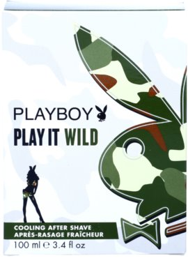 Playboy Play it Wild after shave pentru barbati 1