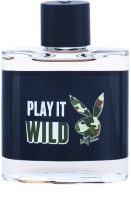 Playboy Play it Wild loción after shave para hombre 2