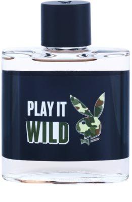 Playboy Play it Wild After Shave für Herren 2