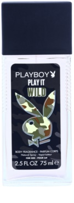 Playboy Play it Wild dezodorant z atomizerem dla mężczyzn