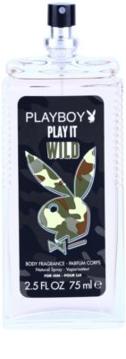 Playboy Play it Wild spray dezodor férfiaknak 1