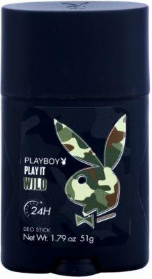 Playboy Play it Wild stift dezodor férfiaknak