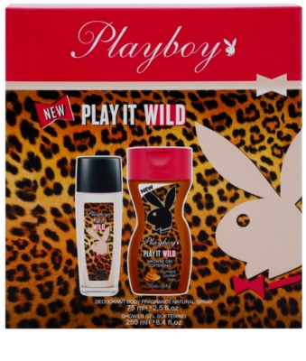 Playboy Play it Wild lote de regalo 1