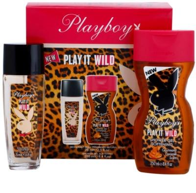 Playboy Play it Wild Geschenksets