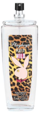 Playboy Play it Wild дезодорант з пульверизатором для жінок 1