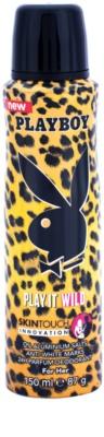 Playboy Play it Wild desodorante en spray para mujer