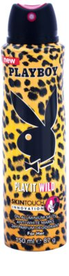 Playboy Play it Wild deospray pro ženy 1