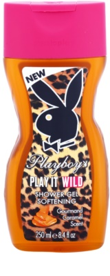 Playboy Play it Wild Duschgel für Damen