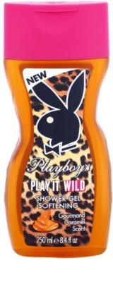 Playboy Play it Wild gel de duche para mulheres