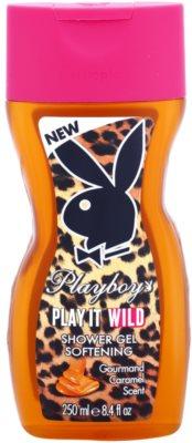 Playboy Play it Wild gel za prhanje za ženske