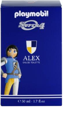Playmobil Super4 Alex woda toaletowa dla dzieci 3