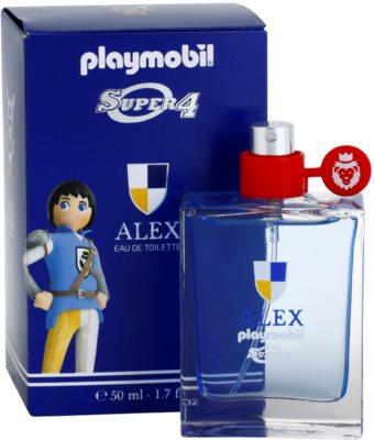 Playmobil Super4 Alex toaletna voda za otroke 1