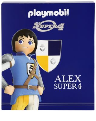 Playmobil Super4 Alex lote de regalo 2