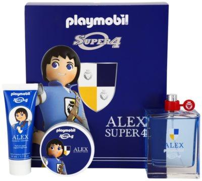 Playmobil Super4 Alex darilni set