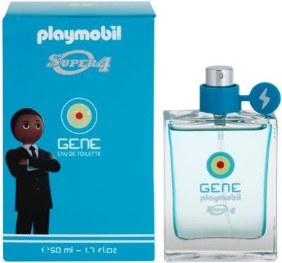 Playmobil Super4 Gene eau de toilette gyermekeknek