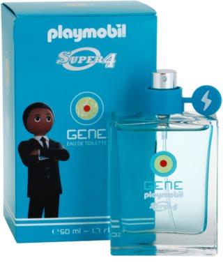 Playmobil Super4 Gene eau de toilette gyermekeknek 1