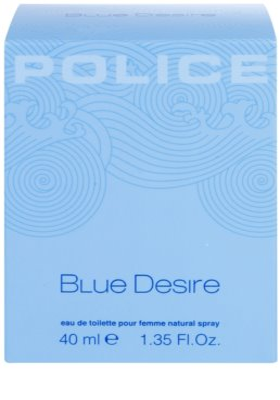 Police Blue Desire Eau de Toilette für Damen 1