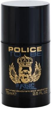 Police To Be The King Deo-Stick für Herren