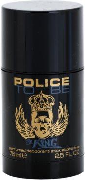 Police To Be The King dezodorant w sztyfcie dla mężczyzn