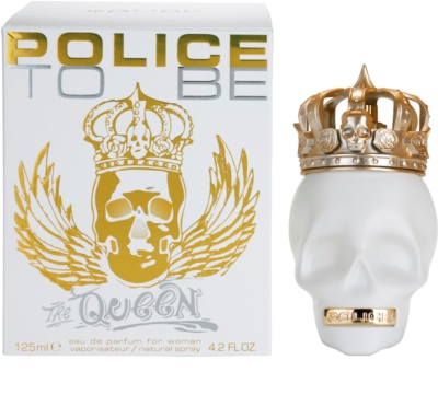 Police To Be The Queen eau de parfum nőknek