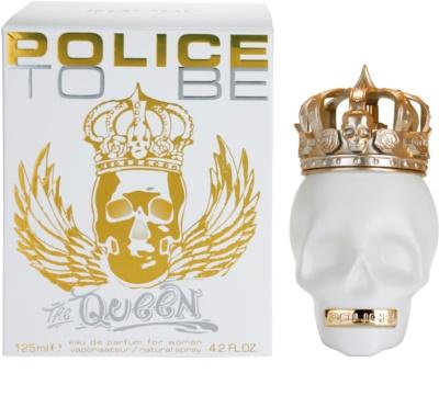 Police To Be The Queen eau de parfum para mujer