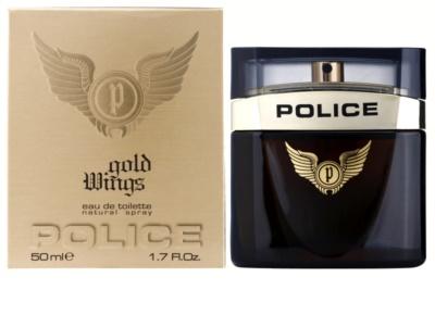 Police Gold Wings woda toaletowa dla mężczyzn