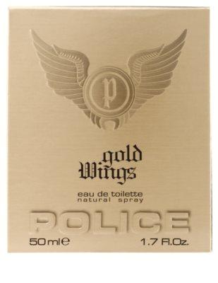 Police Gold Wings eau de toilette para hombre 1